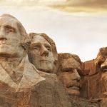 Firmen reisen gern in die USA - Mount Rushmore besichtigen mit b-ceed
