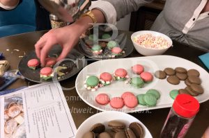 Mobiler Patisserie Workshop in Ihrer Firma | b-ceed: events