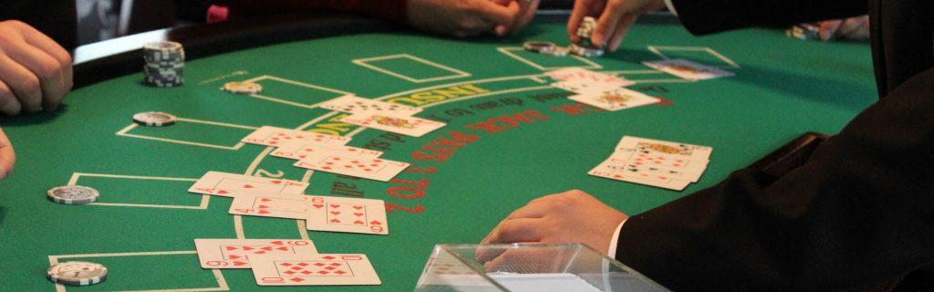 Mobiles Casino entertainment zur Motto weihnachtsfeier b-ceed events