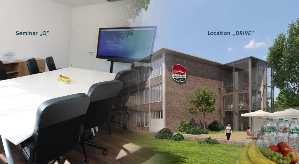 b-ceed: location. Die Event Location für Veranstaltungen und Seminare in Euskirchen