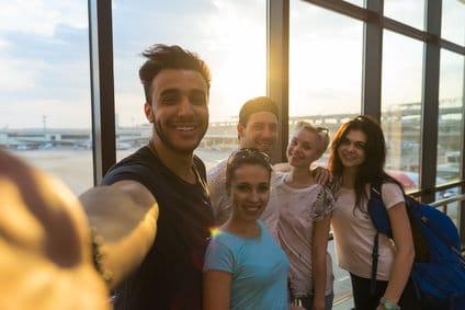 Gruppenflüge buchen für Teamevents im Ausland
