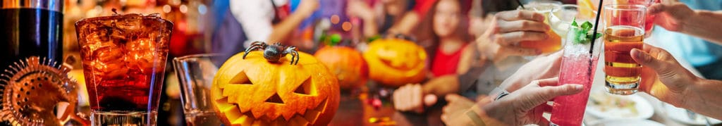 Die Firmenfeier mit Motto: Happy Halloween Party | b-ceed: events!