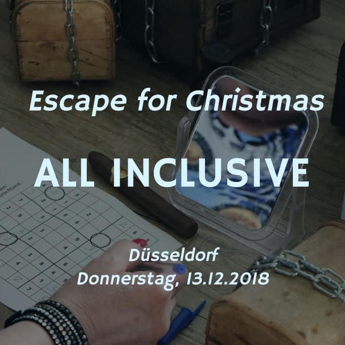 weihnachtsfeier auf dem schiff in düsseldorf | escape spezial von b-ceed: events