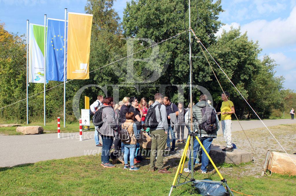 Eifel Ranger Tour von Vogelsang über Wollseifen nach Einruhr mit b-ceed: events