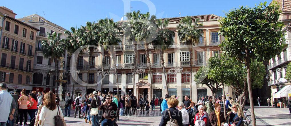 Beim Städtetrip Málaga die Altstadt mit den verwinkelten Gassen und kleinen Boutiquen entdecken - b-ceed: travel