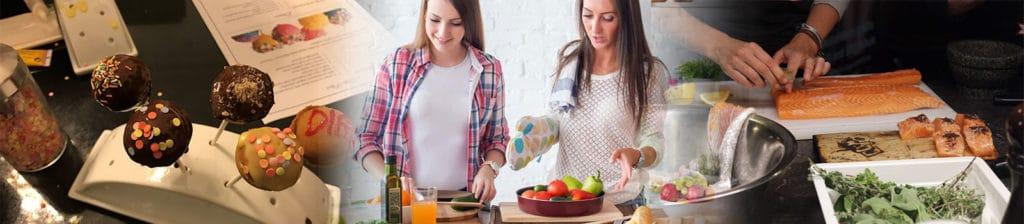 Mobile Kochevents auf dem Firmengelände mit b-ceed: events