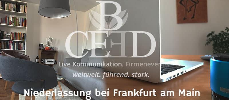 eventagentur b-ceed niederlassung bei frankfurt am main in karben