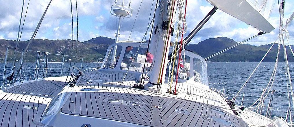 Firmenreisen und Incentive Reisen Segelregatta im Atlantik mit b-ceed