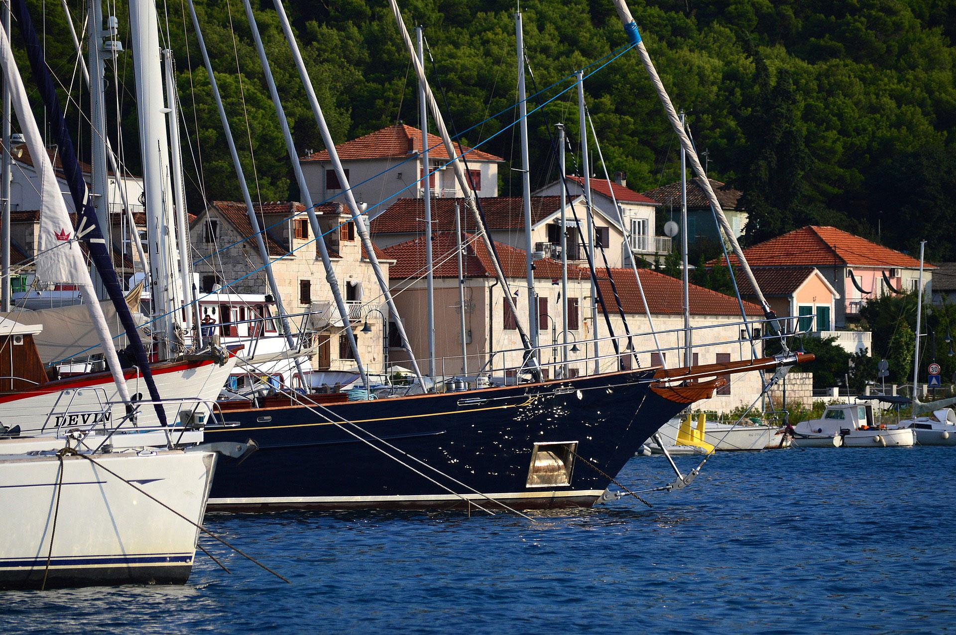Firmenreisen und Incentive Reisen Segelregatta in Kroatien mit b-ceed