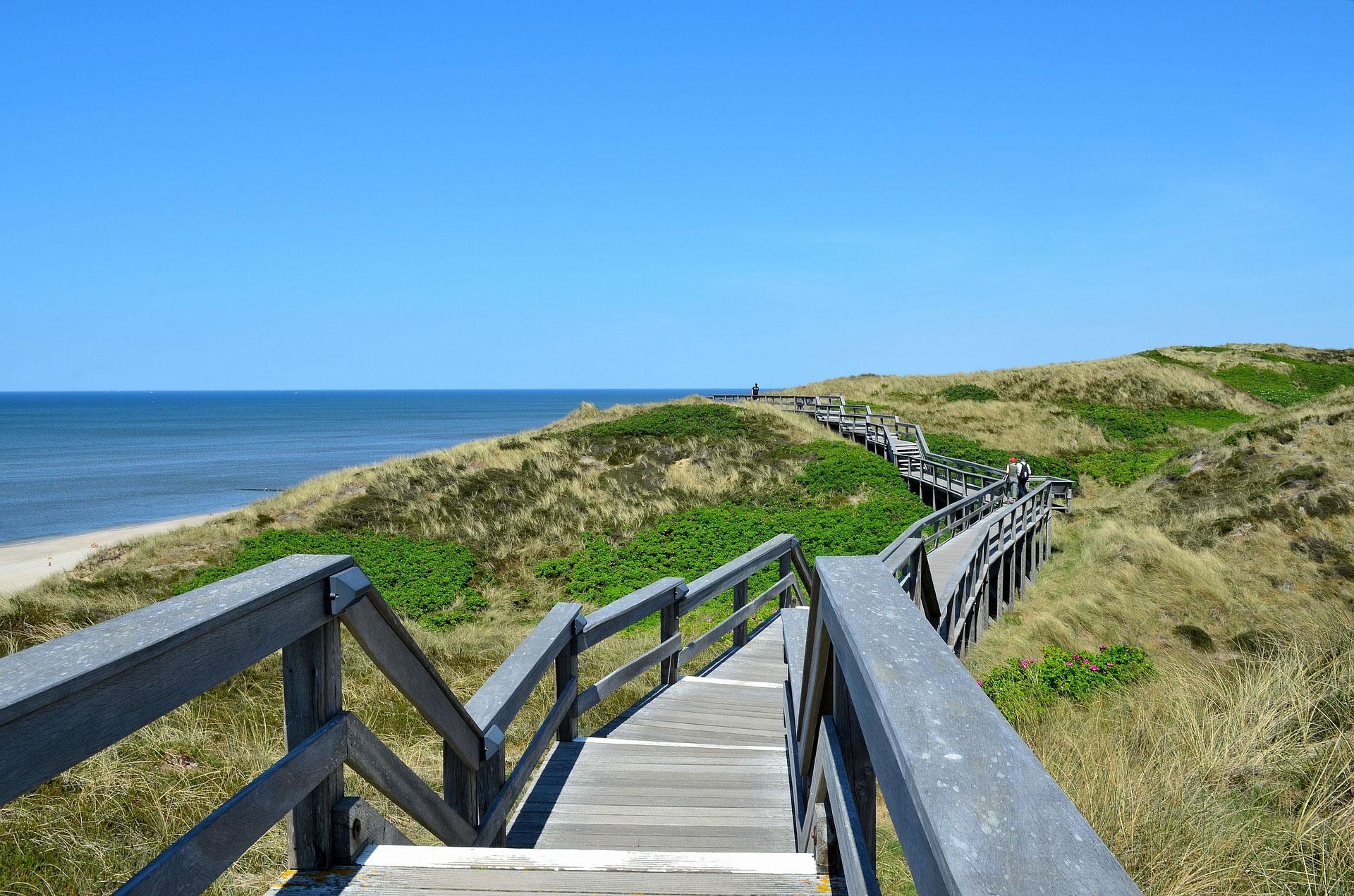 Firmenreisen und Incentive Reisen in Sylt mit b-ceed