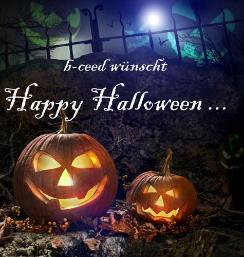 halloween party mit b-ceed: events - eventagentur