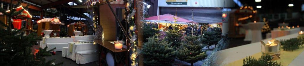 weihnachtsfeier ideen - mobiler weihnachtsmarkt | eventagentur b-ceed
