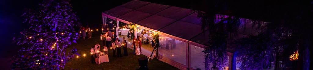 Das Outdoor Sommerfest mit Zeltverleih durch b-ceed: events