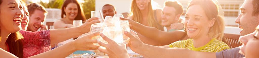 Ideen für das Sommerfest mit der Firma und b-ceed: events!