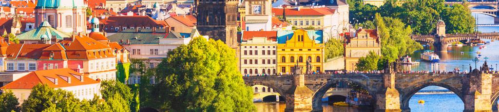 Prag als eines der Reiseziele von b-ceed: events!