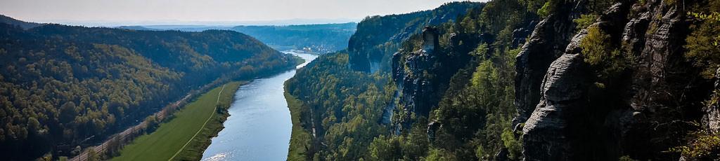 Die unberührte Natur der Sächsischen Schweiz erleben mit b-ceed: events!