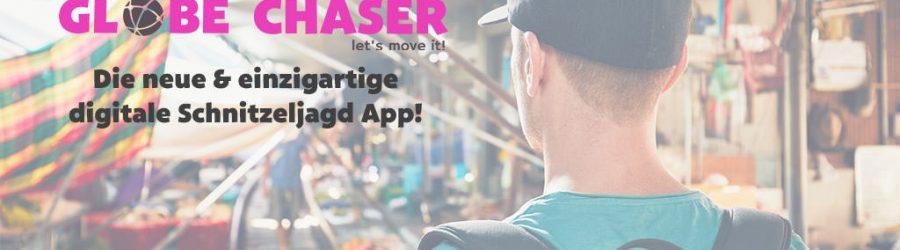 Outdoor Teamevent - App Neuheit: Globe Chaser bei b-ceed