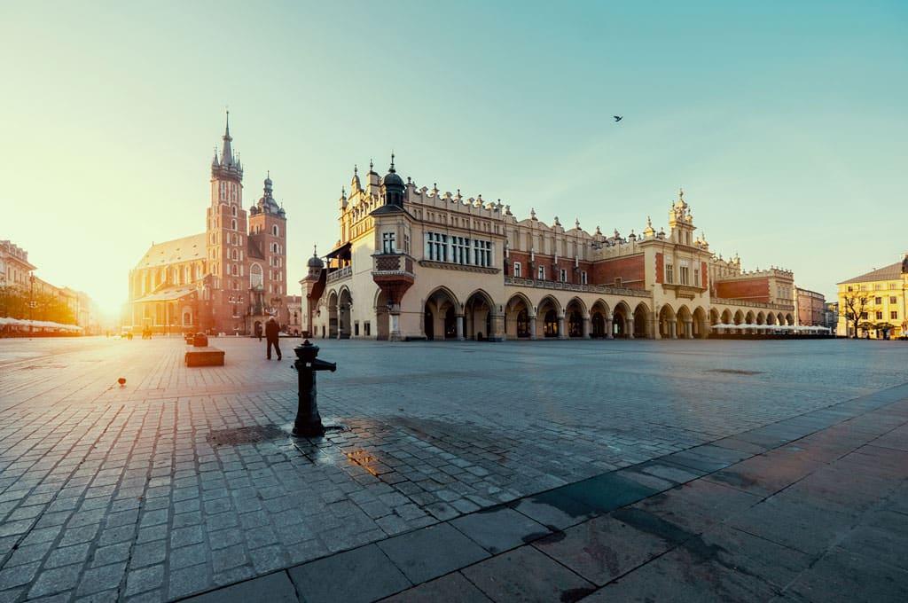 Firmenreise nach Krakau voller Tradition und Kultur mit b-ceed