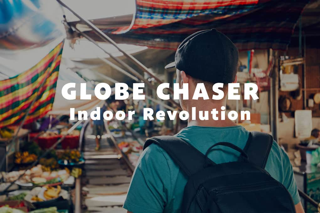 Die Indoor Revolution von Globe Chaser als Teamevent b-ceed