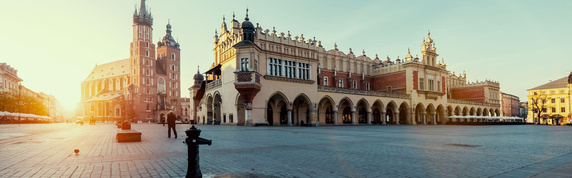 Incentive Reise nach Krakau mit b-ceed