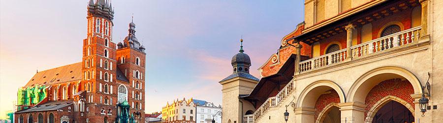 Entdecken Sie die Marienkirche und das Michiwicz Denkmal auf Ihrer Incentive Reise nach Krakau mit b-ceed