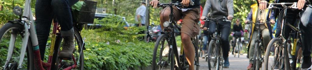 Digitale Fahrrad Schnitzeljagd bei b-ceed