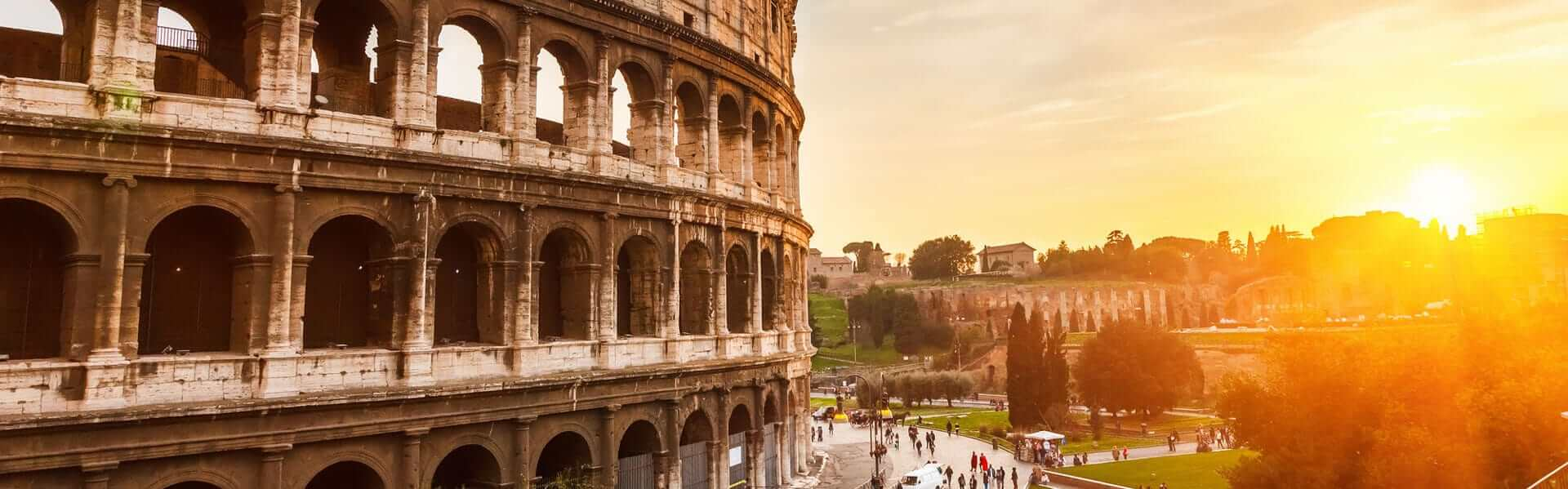Firmenreise nach Rom Sightseeing und Städtetrip b-ceed