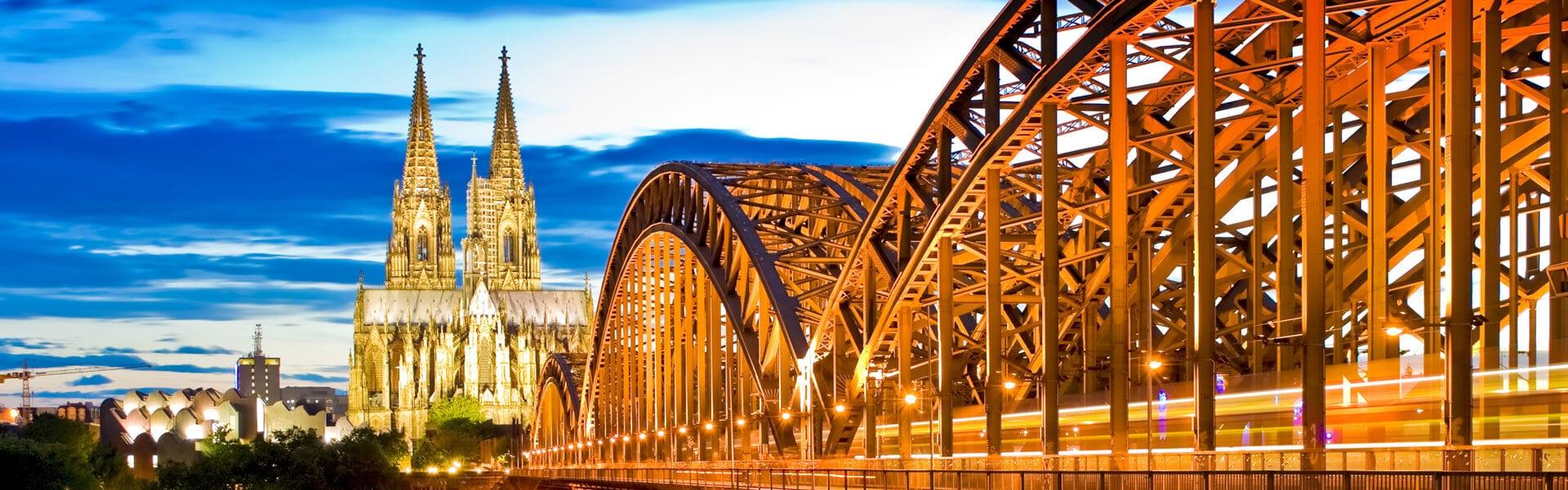 Köln die Stadt am Rhein ist perfekt für Incentive Reisen, Städtetrips, betriebsausflüge und weihnachtsfeiern