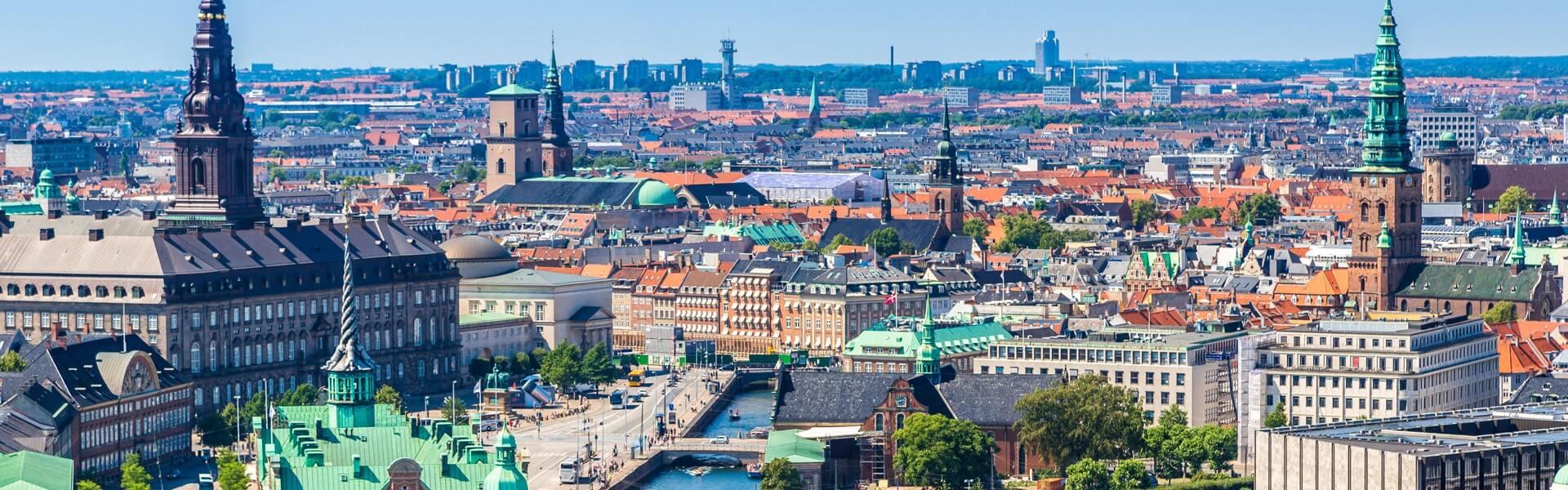 Kopenhagen city tour mit der firma und b-ceed