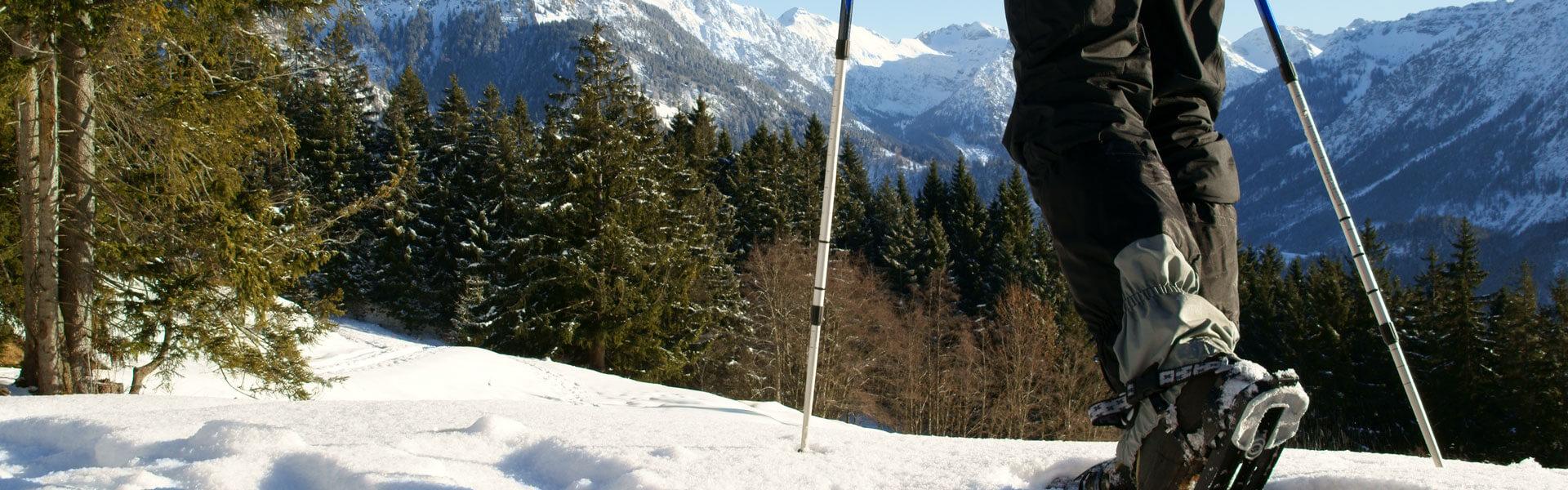 Alpentraum im Schnee mit b-ceed Betriebsreisen.
