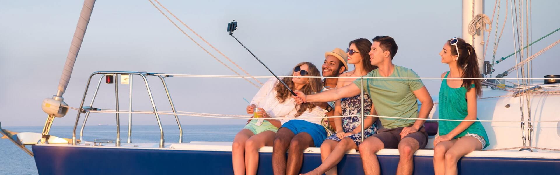 Segeln auf dem Atlantik, Segeltörn als Incentive Reise von Faro nach Madeira