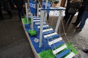 Der kreative Brückenbau mit dem Team bei b-ceed