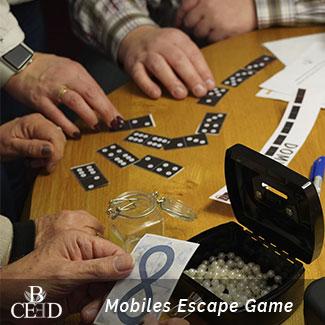 Mobiles Escape Game gehört zu den acht besten Betriebsausflügen in Bremen von b-ceed