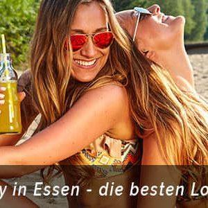 Betriebsausflug in Essen am Baldeneysee - Strand Party - mit b-ceed: events buchen