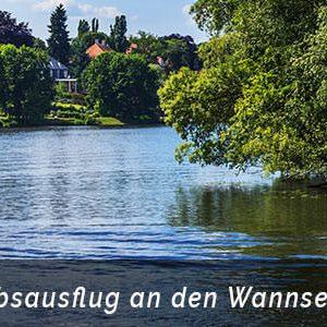 Betriebsausflug und Eventagentur in Berlin - Wannsee und Beach Party mit Grillen und Chillen von b-ceed: events