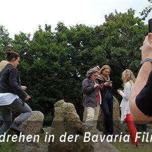 Teambuilding München: Einen eigenen Film drehen in der Bavaria Filmstadt in München mit b-ceed