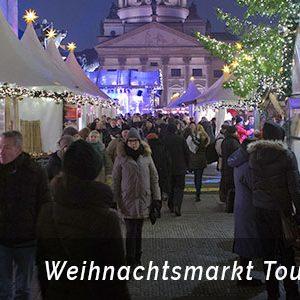 Firmen Weihnachtsfeier Berlin mit XXL Weihnachtsmarkttour von b-ceed Eventagentur in Berlin