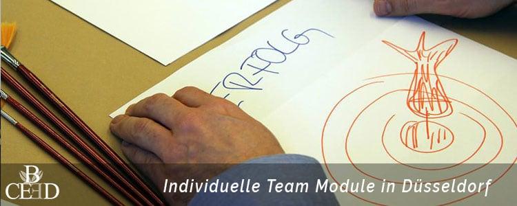 Teambuilding Duesseldorf: Individuelle Team Module von der Eventagentur b-ceed