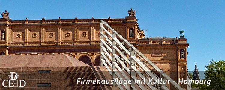 Betriebsausflüge in Hamburg mit kulturellen Highlights – b-ceed: events