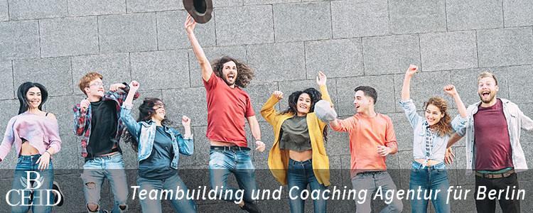 Teambuilding Berlin: Personalentwicklung mit Coaching und Teamevent – b-ceed: eventagentur