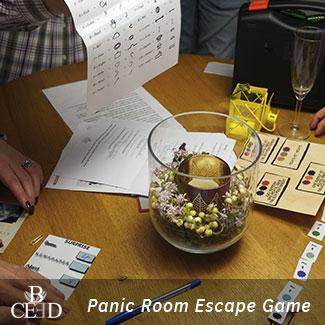 Mobiler Escape Room 'Panic Room' als Teambuilding in Bremen bei b-ceed buchen