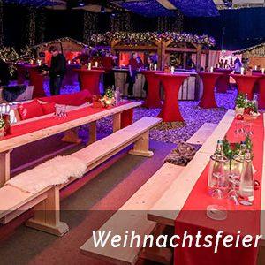 Weihnachtsfeier Frankfurt: die besten Events mit b-ceed