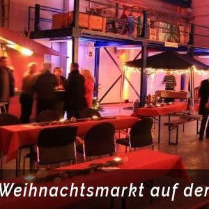 Mobiler Weihnachtsmarkt - Weihnachtsfeier München auf Ihrem Firmengelände - Eventagentur in München b-ceed