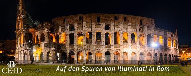 Auf den Spuren von Illuminati in Rom bei einer Firmenreise ab einem Tag. Ein Kurztrip in die schönsten Städte Europas mit b-ceed