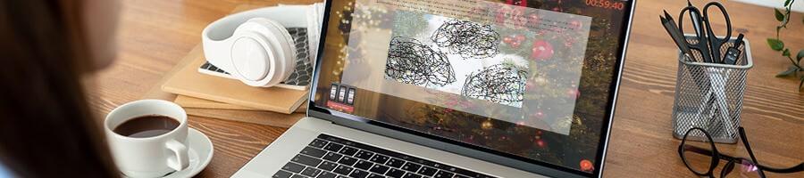 Online Escape Weihnachtsfeier virtuell | Cluemasters