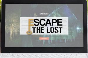 Escape the Lost ist das spannende Online Escape Spiel als Remote Teamevent von b-ceed