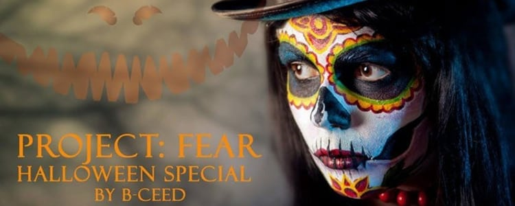 Halloween und Project Fear - Mystery Firmenevents von b-ceed
