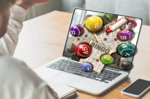 Online Bingo - virtuelles Team Event und Online Weihnachtsfeier - Firmenevents Online mit b-ceed