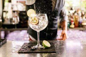 Gin Tasting als Online Kurs mit dem Team von b-ceed