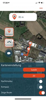 Globe Chaser virtuelle Schnitzeljagd mit b-ceed welweit als Teamevent